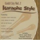 Karaoke Style: Gold City, Vol. 2