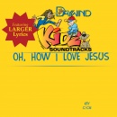 Oh How I Love Jesus image