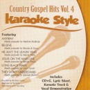 Karaoke Style: Country Gospel Hits, Vol. 4