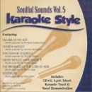 Karaoke Style: Soulful Sounds, Vol. 5