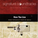 How You Live (Signature Soundtracks)