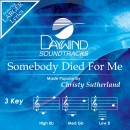 Somebody Died for Me image