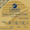 Your Love Never Fails image