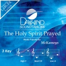 The Holy Spirit Prayed image