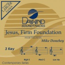 Jesus, Firm Foundation image