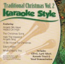 Karaoke Style: Traditional Christmas, Vol. 2