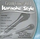 Karaoke Style: Casting Crowns, Vol. 1 image