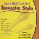 Karaoke Style: Songs of Randy Travis, Vol. 1 image