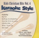 Karaoke Style: Kids Christian Hits, Vol. 4