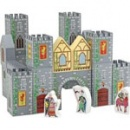 Wooden Castle (Block Playset)