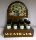 Oils Assortment: Frankincense & Myrrh, Lily, Sharon
