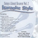 Karaoke Style: Songs About Heaven, Vol. 2
