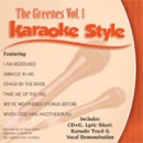 Karaoke Style: The Greenes, Vol. 1 image