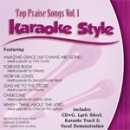Karaoke Style: Top Praise Songs, Vol. 1