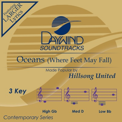 Oceans (Where Feet May Fall)